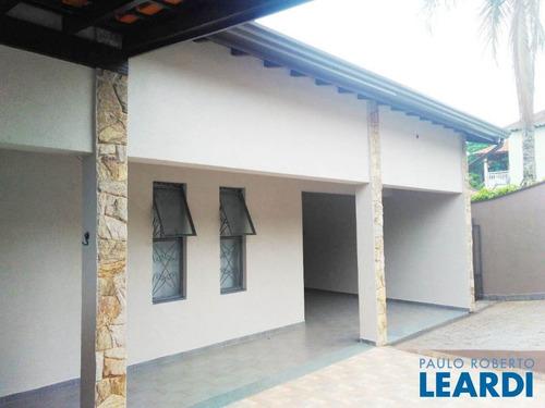 Casa Térrea - Jardim Alto Da Boa Vista - Sp - 628382
