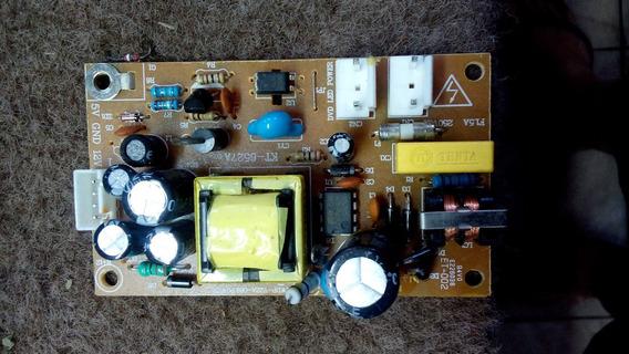 Placa Da Fonte Dvd Philco Ph-170