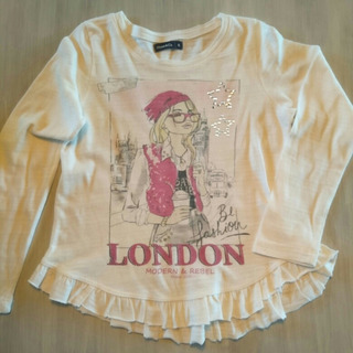 Remera London Mimo Talle 3 A 4 Años Impecable!