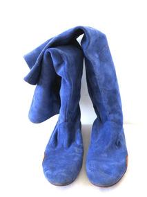 Bucaneras Sarkany Gamuza Azul Francia 39