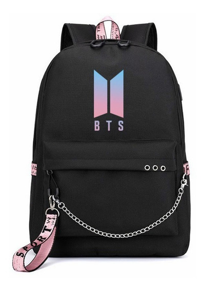 K-pop Bts Oxford Mochila