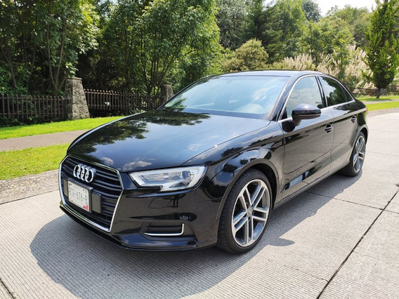 Audi A3 Sedan 2018 Select Stronic Turbo Flamante Crédito