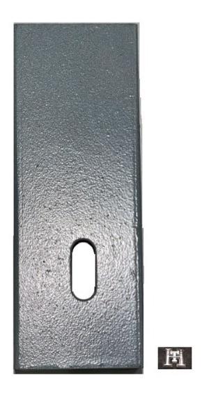 Caja Para Cerradura Trabex 700 Portón Corredizo