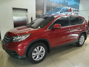Honda Crv City Plus 2014 At 4x2 Rojo