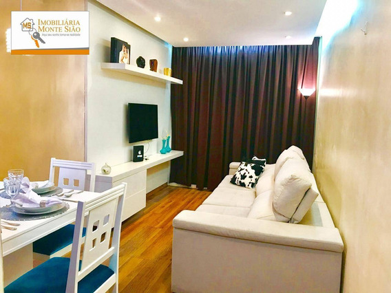 Lindo Apartamento Na Vila Augusta - Ap1010