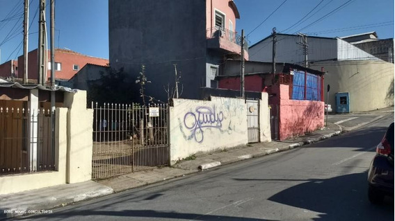 Terreno Para Venda Em Guarulhos, Macedo - 000716