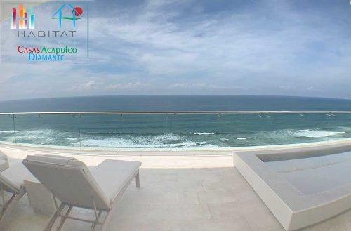 Cad Marena 2103 Terraza Con Alberca Privada Y Vista Al Mar