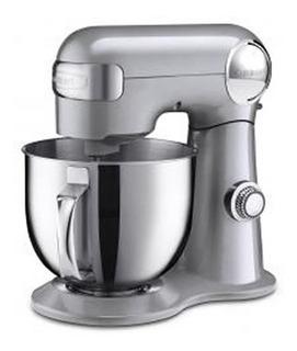 Batidora De Pedestal Cuisinart Sm50ar Gris 500w 5,2lts
