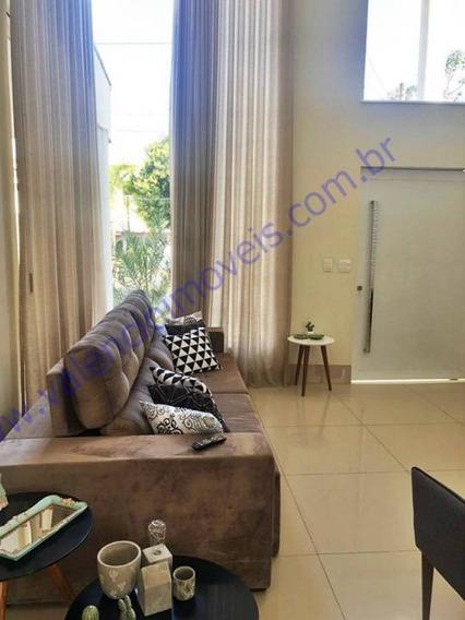 Venda - Casa Em Condomínio - Jardim Primavera - Nova Odessa - Sp - 535jro