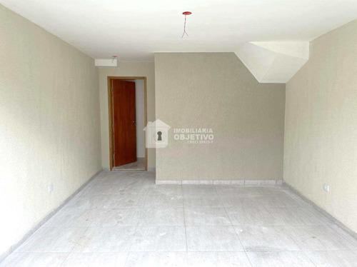 Imagem 1 de 11 de Sobrado Com 2 Dorms, Jardim Monte Kemel, São Paulo - R$ 450 Mil, Cod: 4163 - V4163