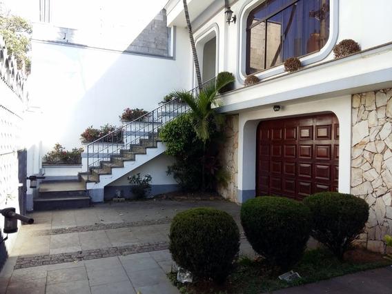 Casa Térrea Em Santa Paula - São Caetano Do Sul - 3638