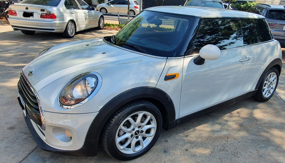 Mini Cooper Pepper 2018