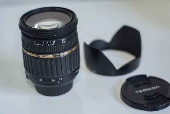 Lente Tamrom 17-50mm 2.8 Nikon