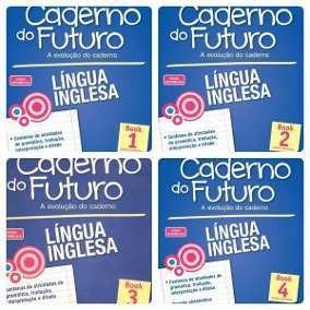 #60 Caderno Do Futuro Língua Inglesa 6 Ao 9 Do Aluno