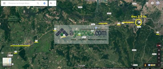 Área 30.000 M² (3 Ha) Beira De Pista Em Abreu E Lima - Pe - 1335