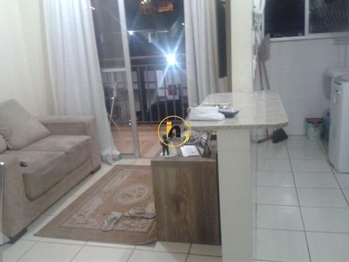 Apartamento Com 2 Quartos Para Comprar No Ataíde Em Vila Velha/es - Nva380