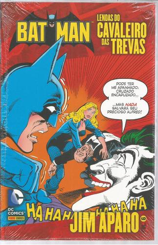 Batman Lendas Jim Aparo 6 - Panini - Bonellihq Cx127 I19