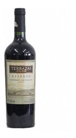Vinho Terrazas De Los Andes Reserva Cabernet Sauvignon 750