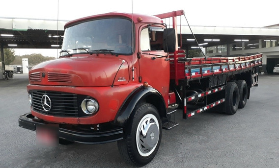 Mercedes-benz 1113 Truck