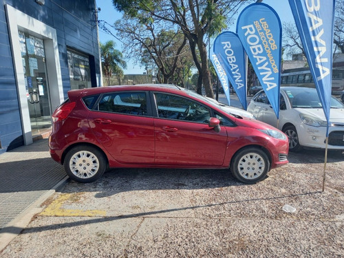Ford Fiesta Kinetic Design 1.6 S Dl