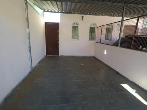 Casa Para Alugar, 70 M² Por R$ 750,00/mês - Jardim Nossa Senhora Do Carmo - Americana/sp - Ca1017
