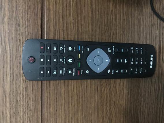 Controle Phiplis Smart Tv Original Novo