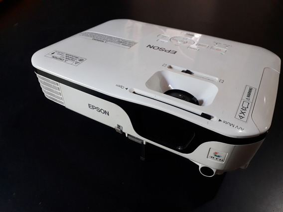 Projetor Epson X14 3000 Lumens Seminovo