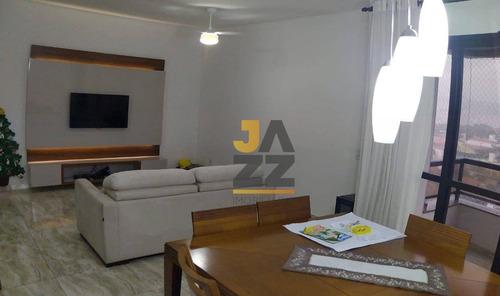Imagem 1 de 18 de Apartamento Com 3 Dormitórios À Venda, 147 M² Por R$ 740.000,00 - Vila Progresso - Jundiaí/sp - Ap7939