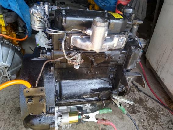 Motor Perkins 3 Cilindros 39hp Marino - Industrial