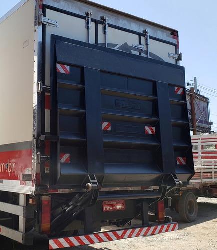 Plataforma Elevatoria 2t Truck Marksell Revisada