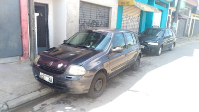 Renault Clio Rn 1.0 8v 2003 4 Portas