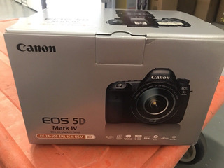Nueva Canon Eos 5d Mark Iv 30.4 Mp
