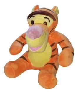 Peluche Tigre Tigger - Winnie The Pooh C Sonido Dice Te Amo