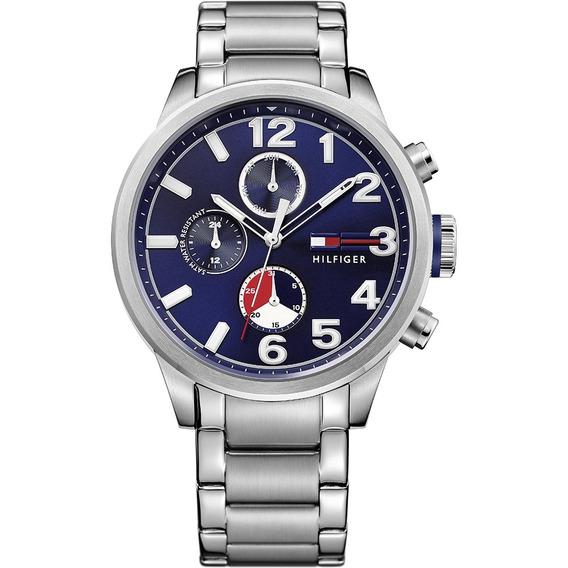 Relógio Pulso Masculino Tommy Hilfiger Original 1-14-2041