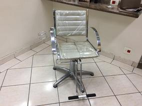 Cadeira P/ Cabeleireiro, Van De Velde - No Mínimo 2 Cadeiras