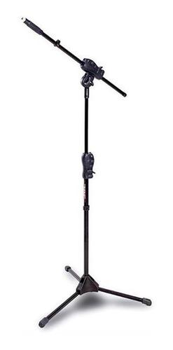 Suporte Pedestal Girafa P/ Microfone Ibox Smmax Regulável