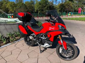 Moto Ducati Multistrada 1200 S Touring Perfectas Condiciones
