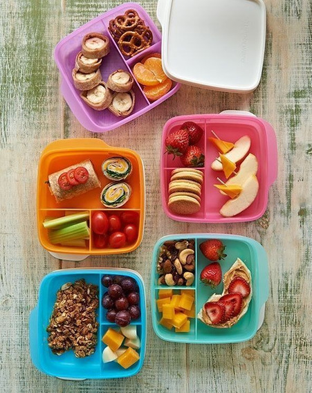 Lunch Vianda Tupperware
