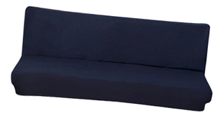 Elastic Spandex Armless Sofa Cover Sofá Cama Slipcover