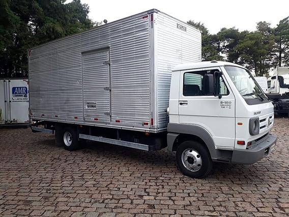 Vw 8.150 E Delivery ,em Bom Estado Geral Mb Ford