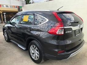 Honda Cr-v Ex 4x4 Llave Inteligente Cámara De Reversa Eco