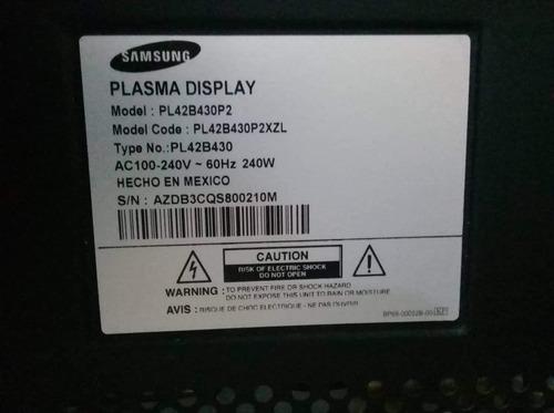 Imagen 1 de 1 de Compro Tarjeta De Video Para Tv Samsung De 42  De Plasma