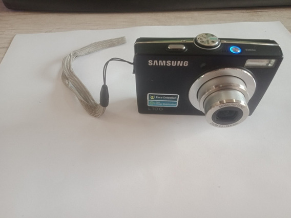 Câmera Fotográfica Samsung L100