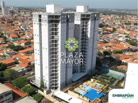 Plaza Mayor (embraplan) - Apto 2 Dorms E 1 Suite - Paulicéia