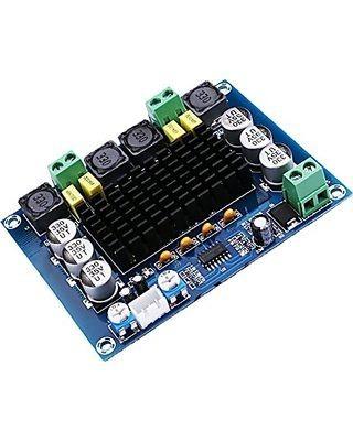 Placa Amplificador Digital 200w 12-24v Estéreo Classe D