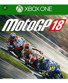 Juego De Xbox One --- Motogp 18