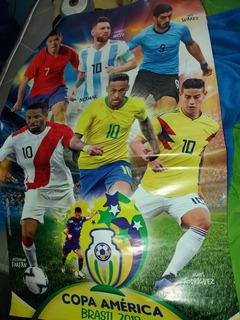 Póster De La Copa America 2019