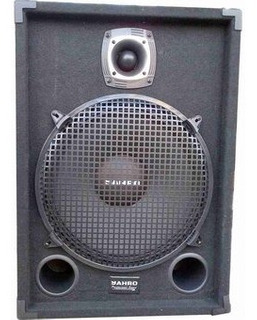 Bafle Jahro Con Tweeter Bala 15 600 Watts