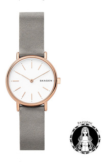 Relógio Skagen Signatur Rosé Skw2697/1cn C/ Nf E Garantia U