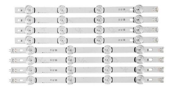 Kit Barra Led 42lb5600 42lb5800 42lb5500 42lx330c 42ly340c